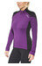 Gonso Vail - Maillot manches longues Femme - violet